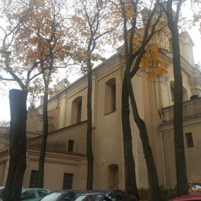 St. George Church in Vilnius.